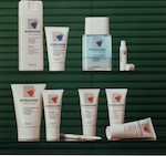 Packagings des produits Normaderm